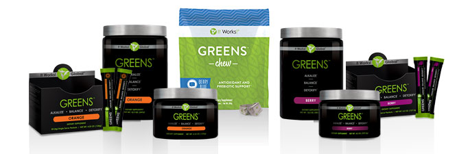 The Greens lineup. www.caitymets.com