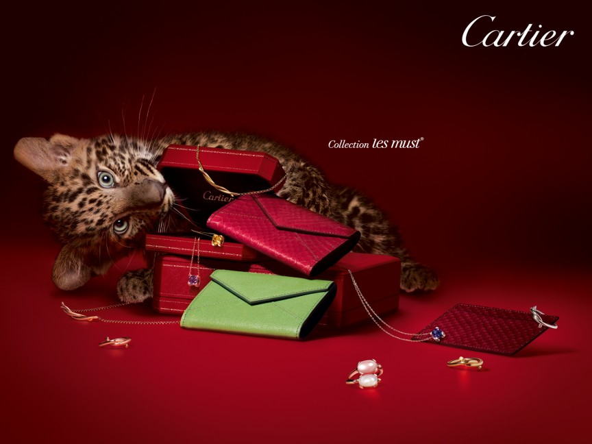 No.3 CARTIER Est Brand Value- $13.9 Billion