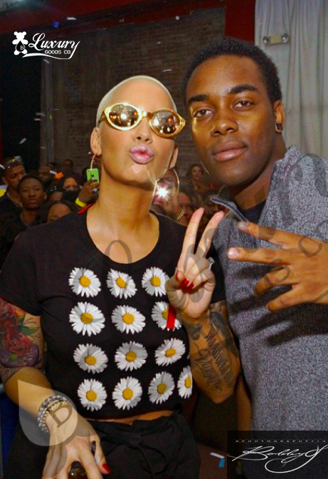 Bobby J…Houston Celebrity Photographer & Amber Rose