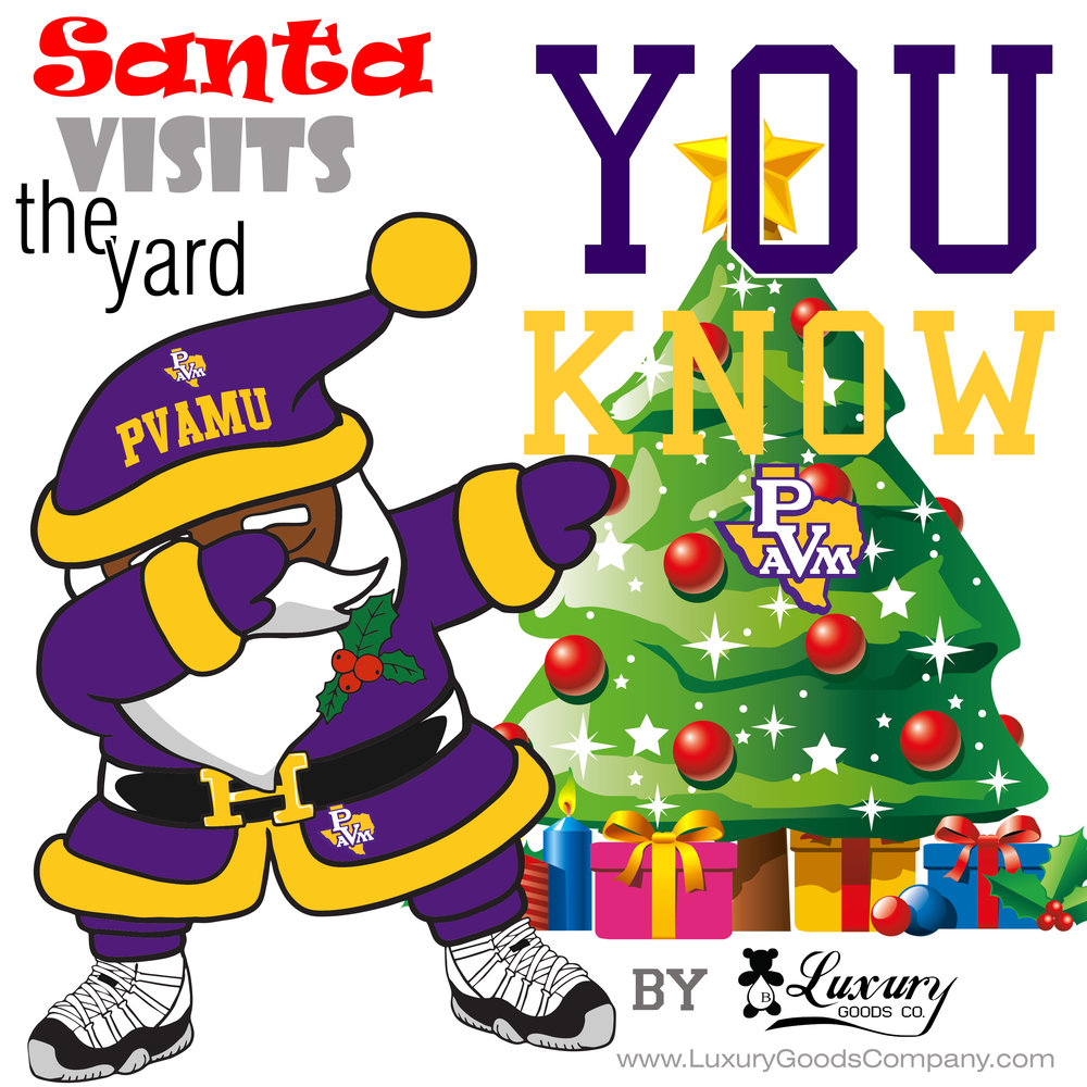 CLICK HERE  to Download Your PVAMU You Know Holiday Catalog