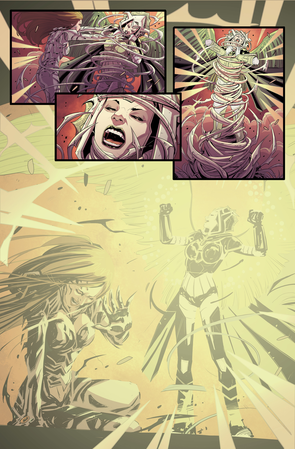 Witchblade #174, Page 16