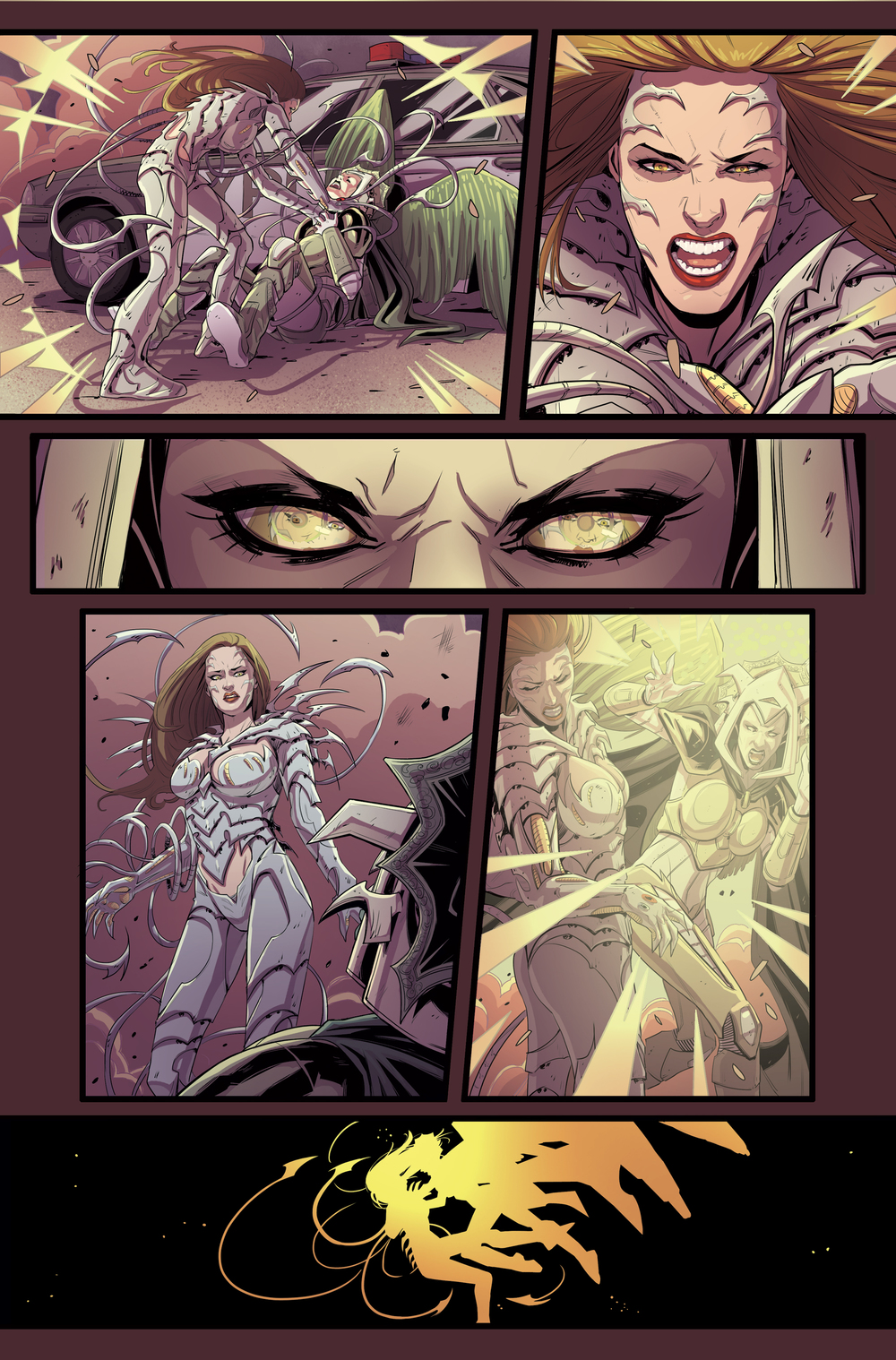 Witchblade #174, Page 13