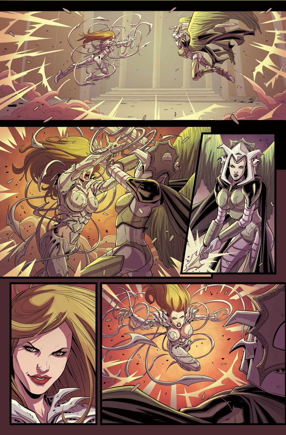 Witchblade #174, Page 12
