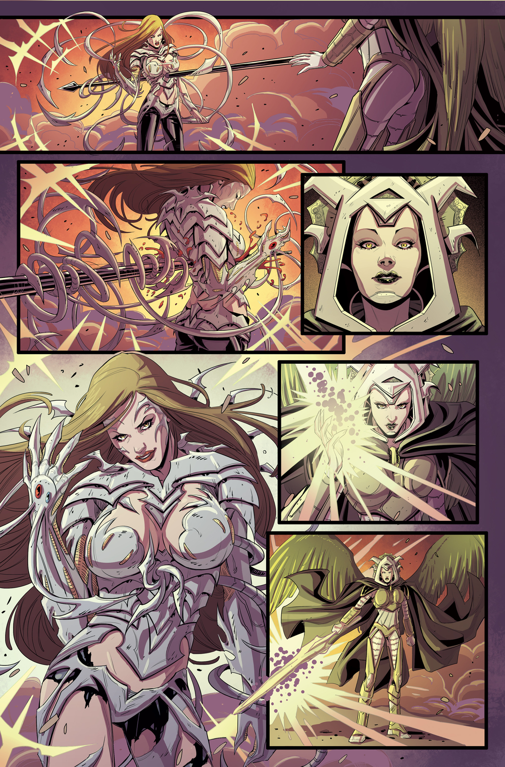 Witchblade #174, Page 11