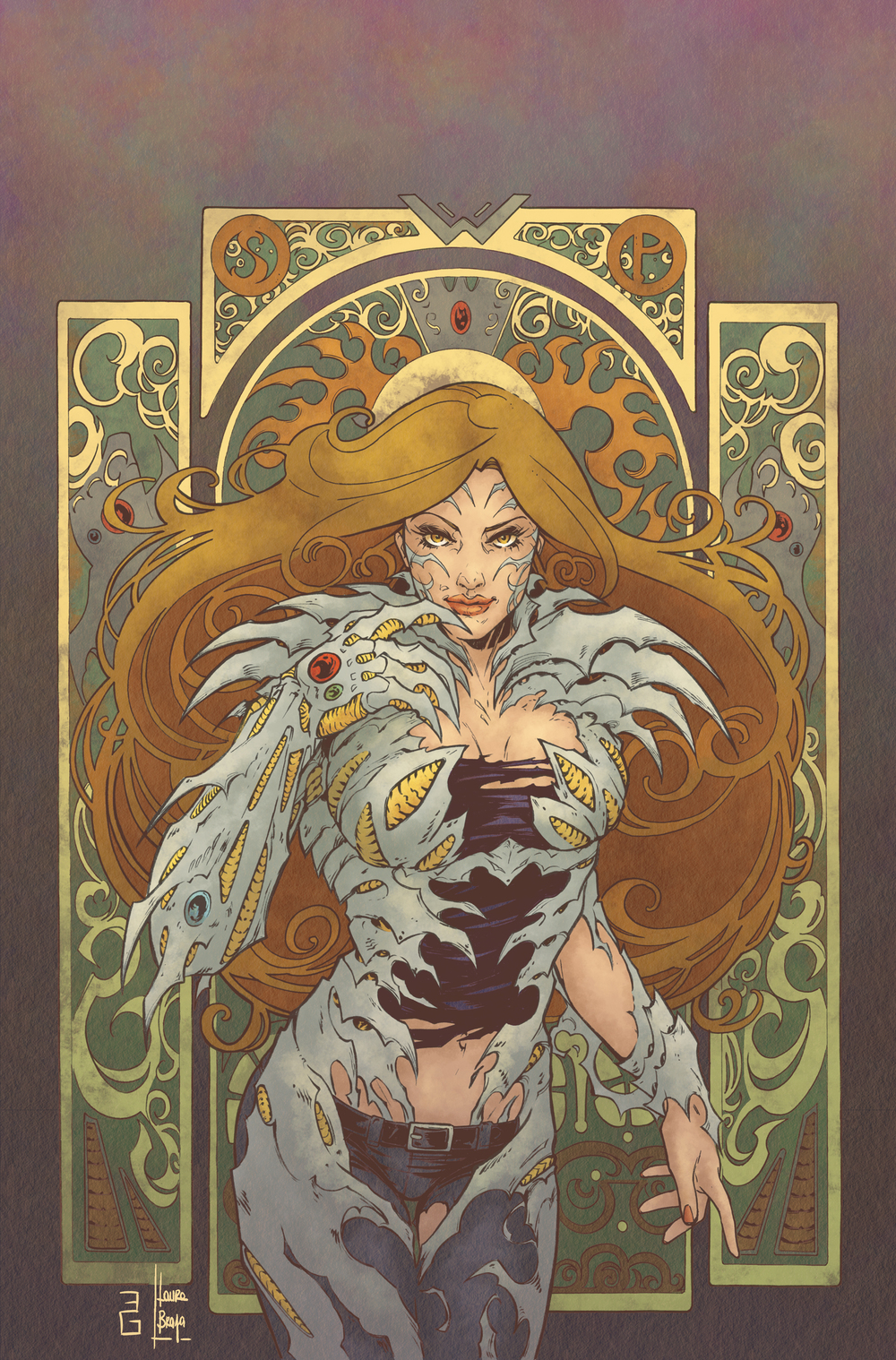 Witchblade #175 Cover