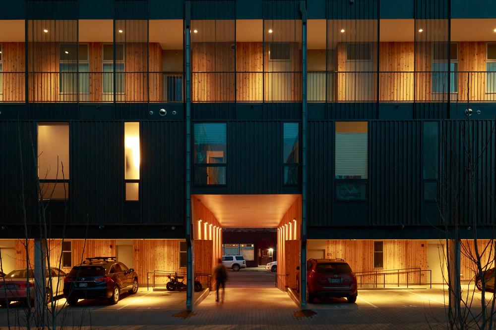 Goss Corner designed by Range Architecture @ 2016 JC Buck