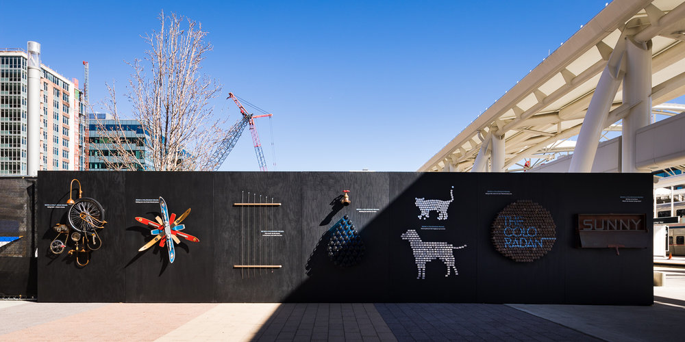 Coloradan Art Wall