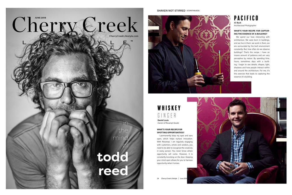 Cherry Creek Lifestyle Magazine - June 2018