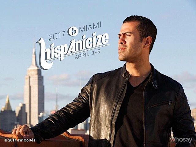 Few more hours till we arrive in beautiful Miami via @United for this years highly anticipated @Hispanicize #UnitedatHispanicize #Hispz17