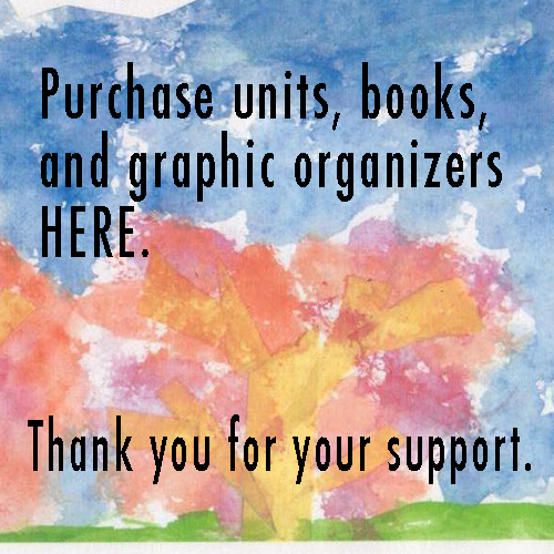You can view items for sale to aid in your teaching strategies by going to my store.    Click here   to view the items you can download and use immediately.
