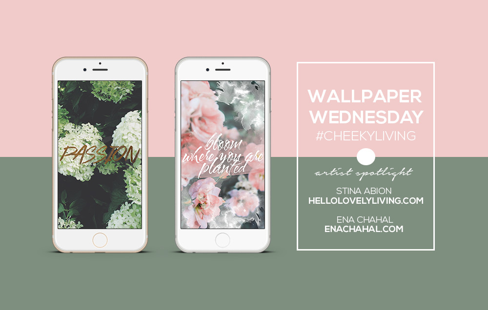 Announcing Wallpaper Wednesdays - Free wallpapers for your desktop and phone