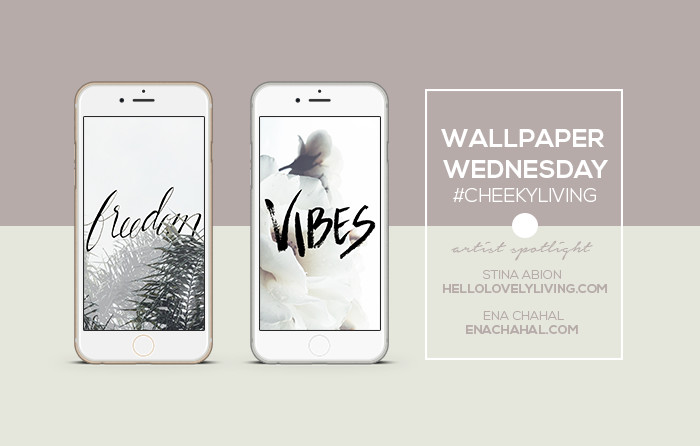 Wallpaper Wednesdays | Hello Lovely Living