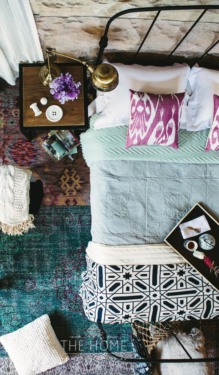 Create a Chill Vibe with Rustic Boho Modern Style Decor