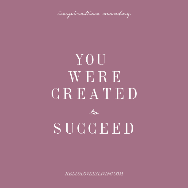 Inspiration Monday | How to Stay Encouraged