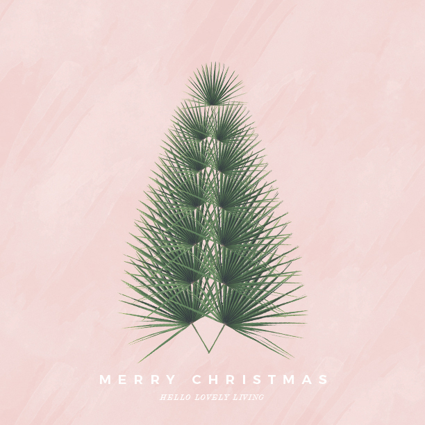 Merry Christmas | Hello Lovely Living