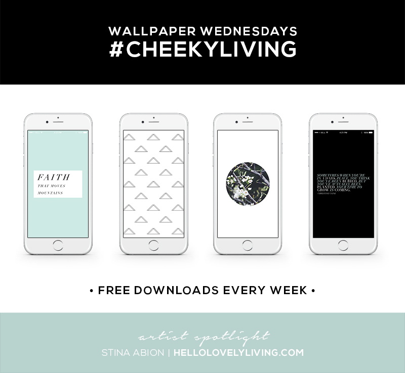 Free Wallpapers for your Desktop & Phone | HelloLovelyLiving.com