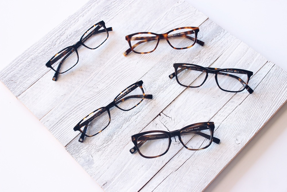 Warby Parker Home Try-On | HelloLovelyLiving.com
