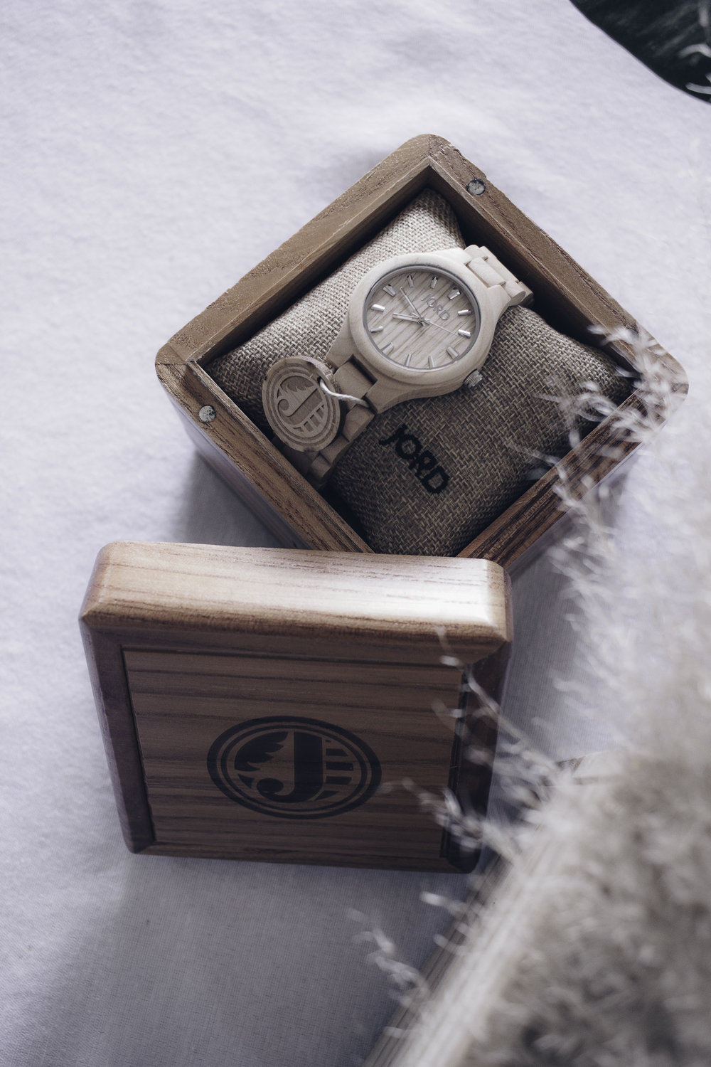 HelloLovelyLiving.com | Jord Wood Watches | Fieldcrest in Maple