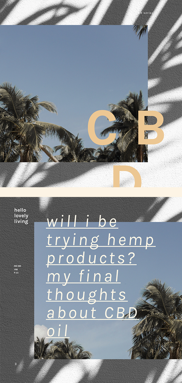 hellolovelyliving.com | CBD Series Part 4 | Will I Be Trying Hemp Products? My Final Thoughts About CBD Oil