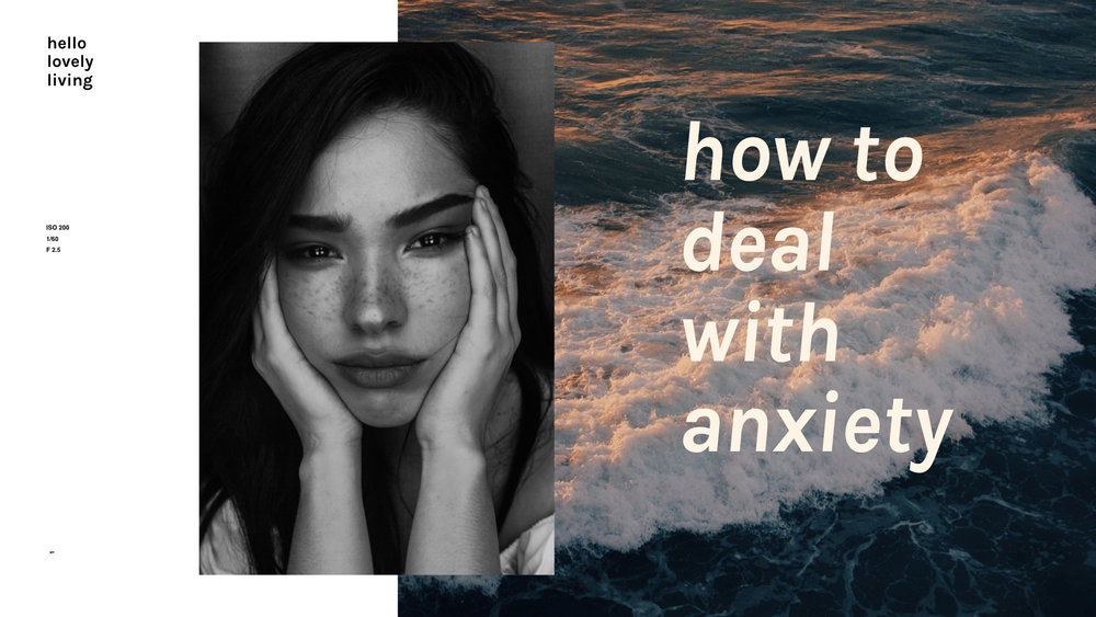 hellolovelyliving.com | How To deal With Anxiety - My Story And Experience Using CBD Oil