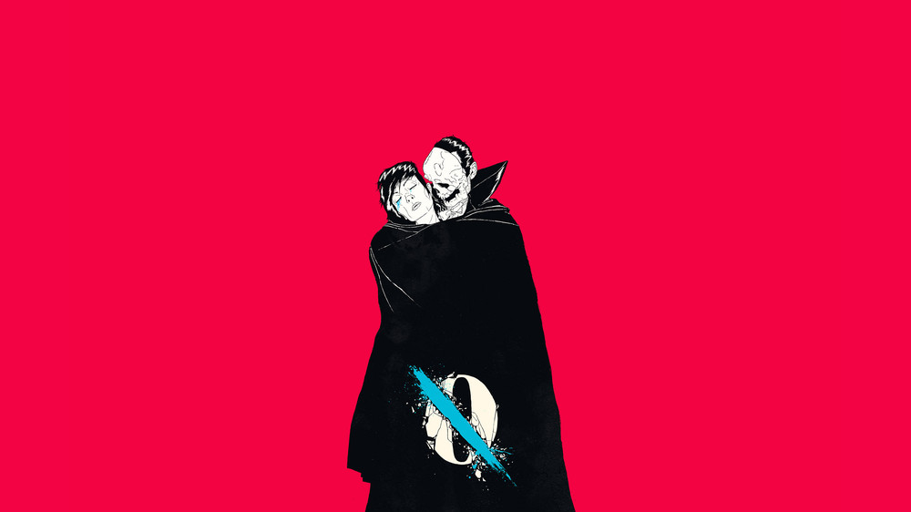 QUEENS OF THE STONE AGE-...LIKE CLOCKWORK