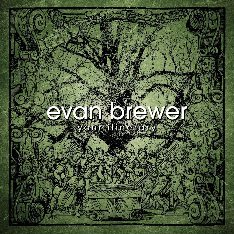 EVAN BREWER- YOUR ITINERARY