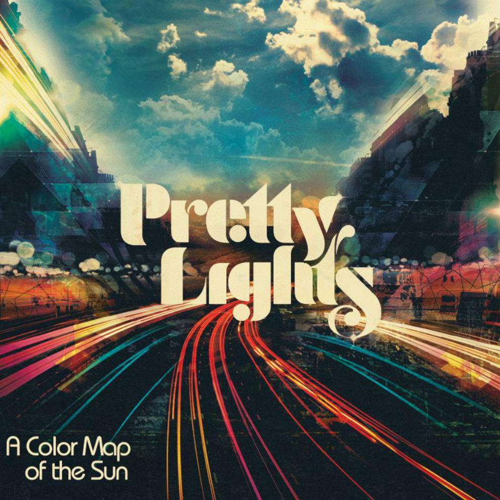 PRETTY LIGHTS- A COLOUR MAP OF THE SUN