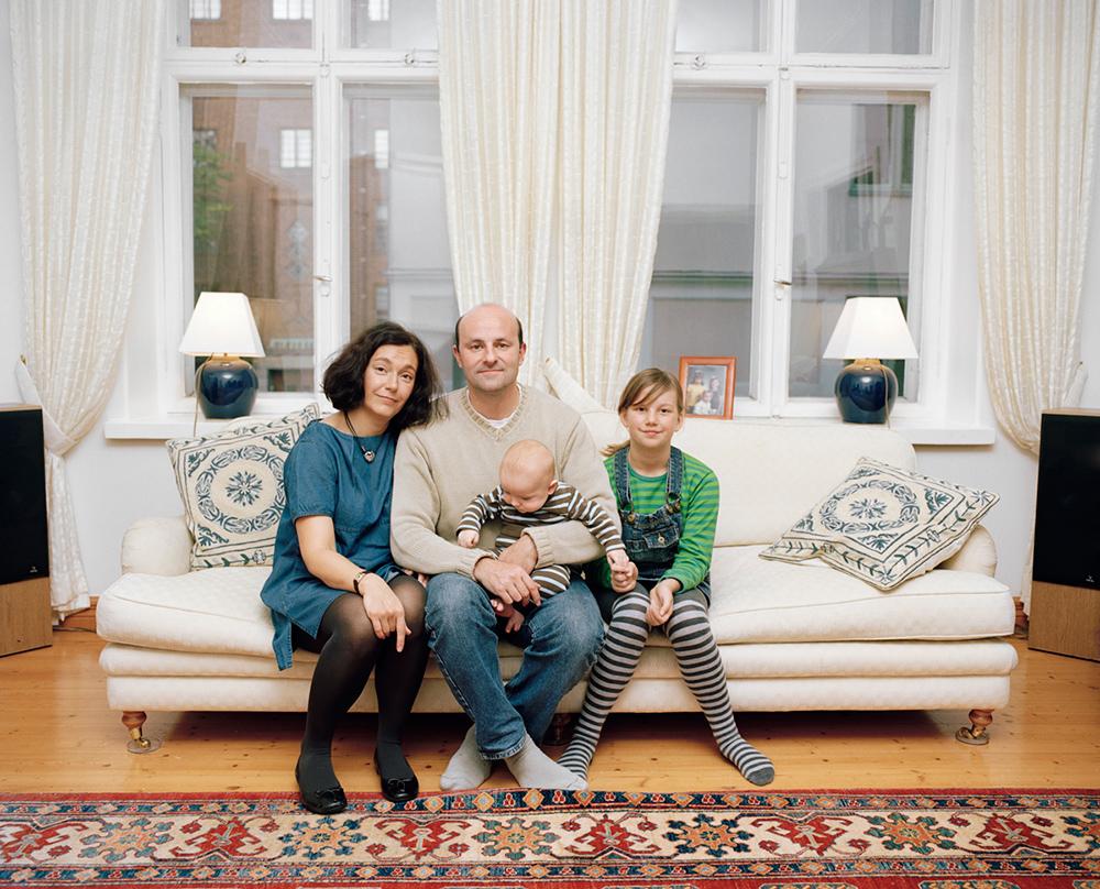 Kantor-Nyssonnen Family, Helsinki,  2007