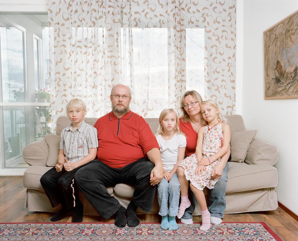 Sinkonnen Family, Helsinki, 2007