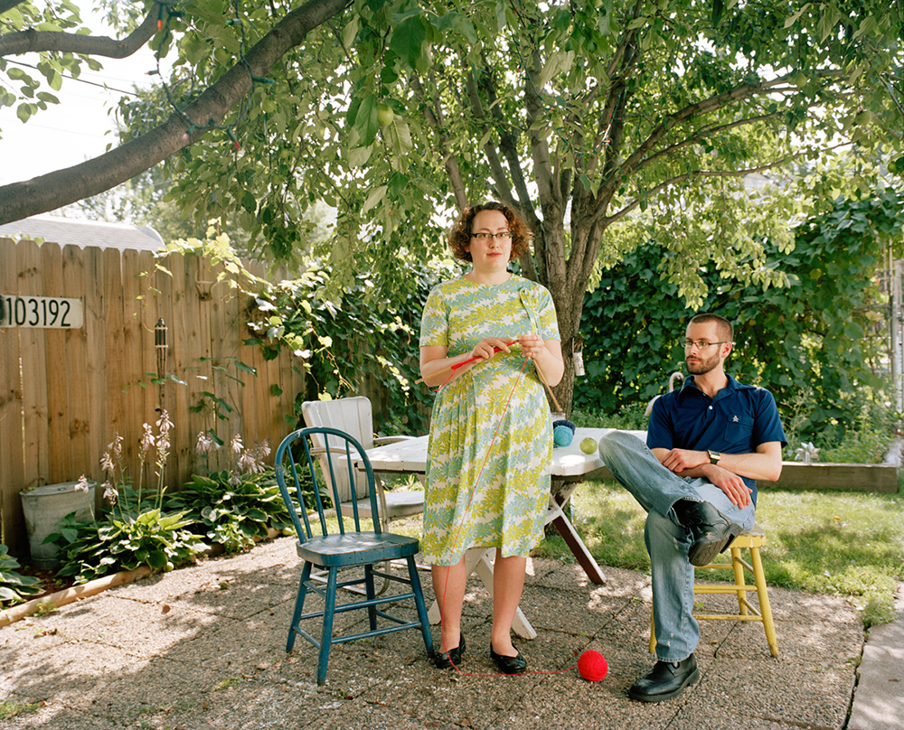 Mikki & Eric, 2009