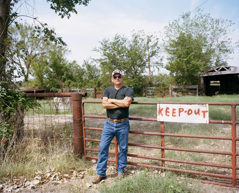 Gary, Treece, KS, 2011