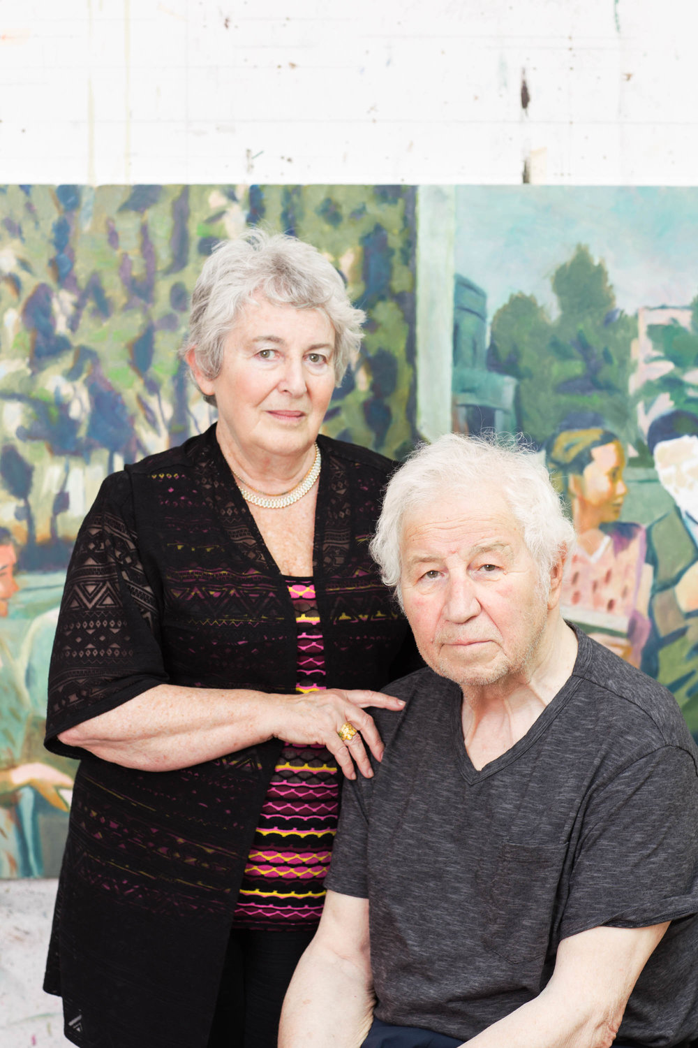 Ilya and Emilia Kabakov for Apollo Magazine