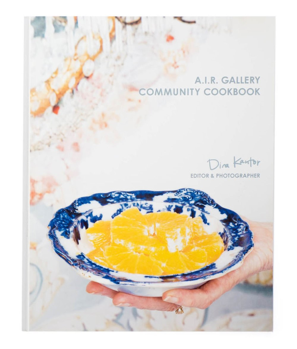 A.I.R. Gallery Community Cookbook