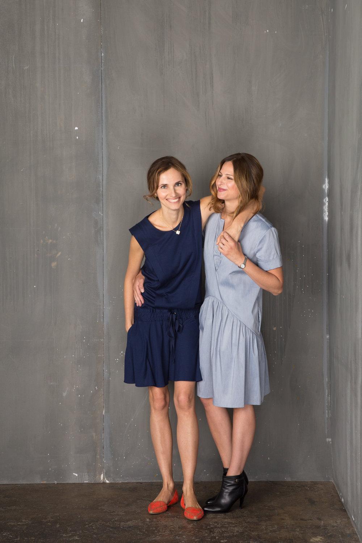 Oksana Pavlowsky and Celine Cohen, Allette