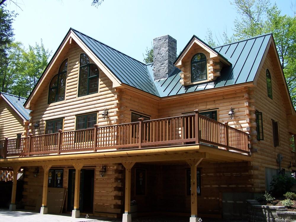 Custom Metal Roofs Of Maine