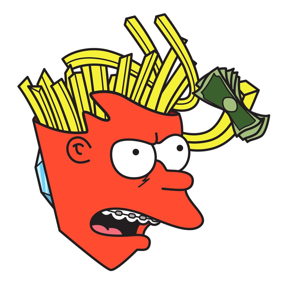 """""""Shut up and take my money"""" - Philip J Frylock"""