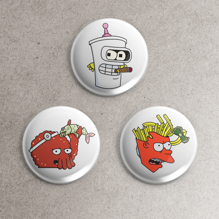 Aqua teen future hungerama force combo pack