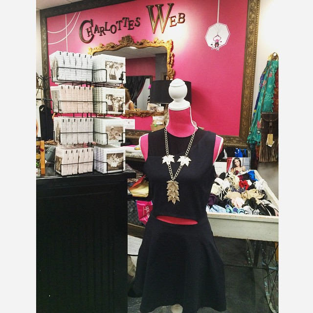 Proud to announce that we are now being carried by @charlotteswebtowaco! If you're in northern New Jersey, head in to their location at 8 Whitehall Rd., Towaco to try us on and check out an awesome selection! #shoplocal #supportsmallbusiness