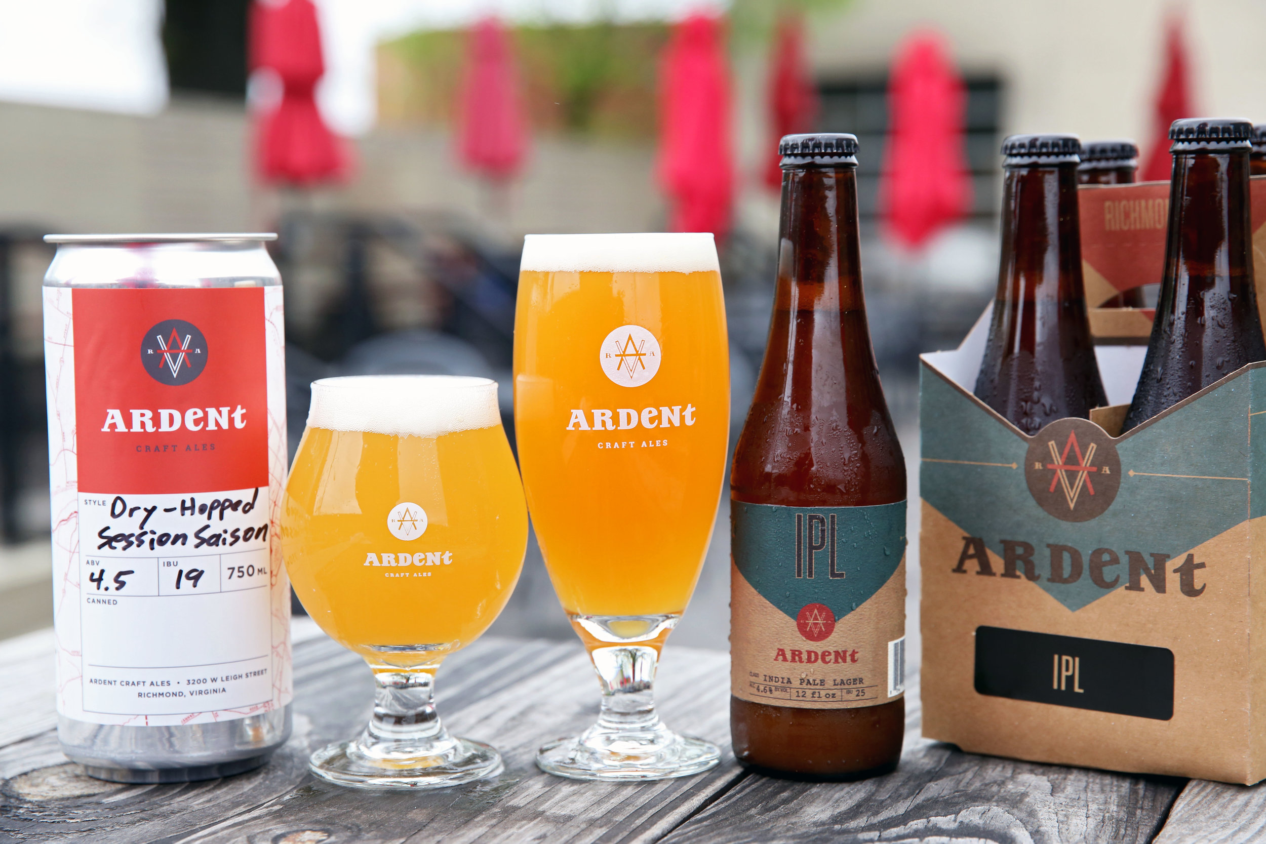 IPL & Dry-Hopped Session Saison release + Fourth Anniversary Block ...