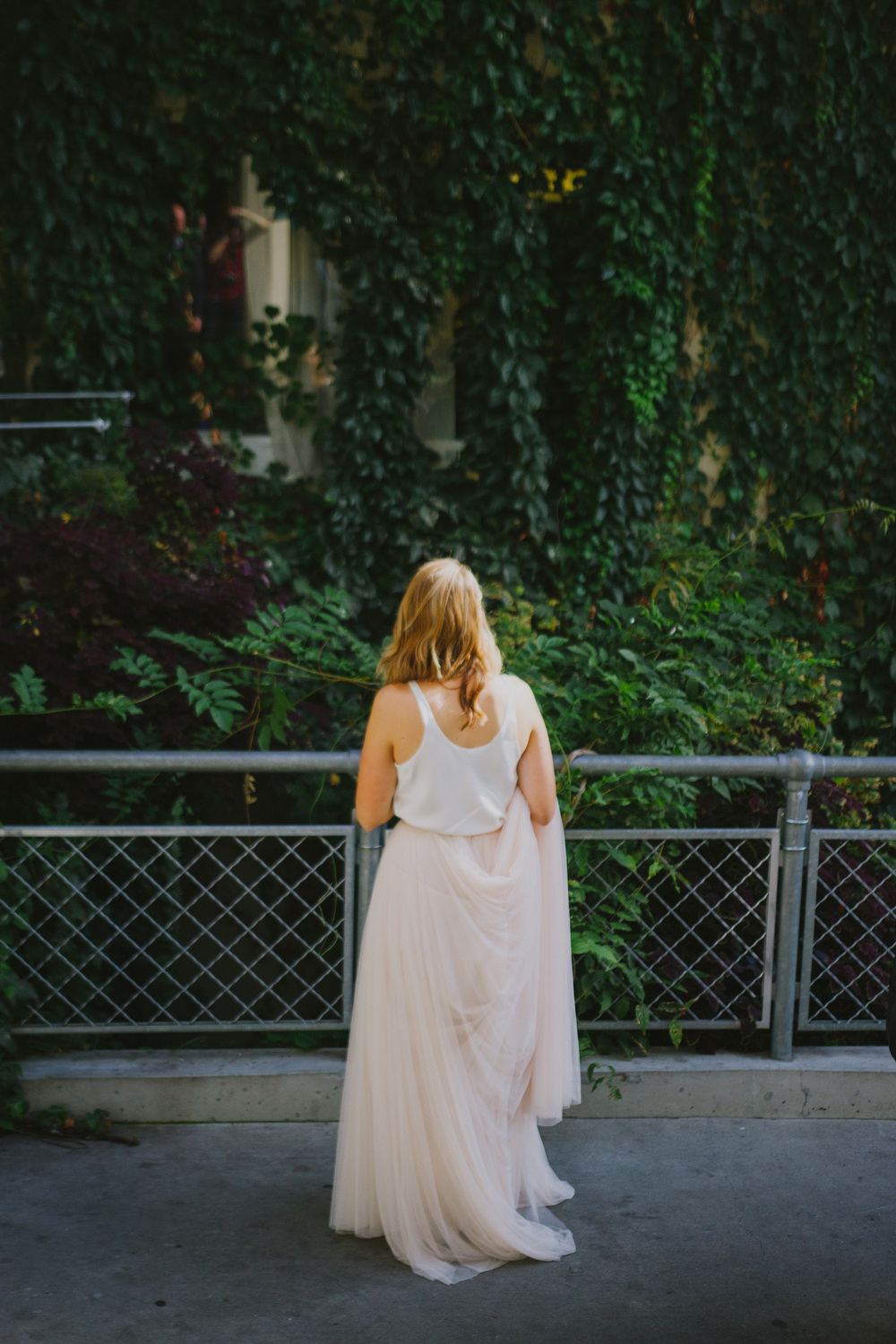 Seattle Wedding Photography - First Look