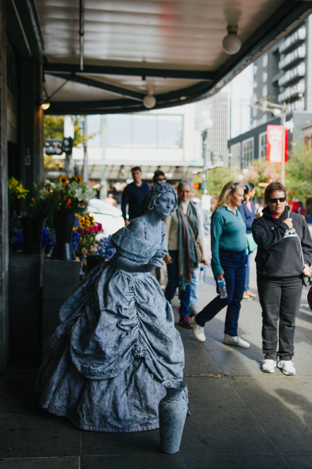 Seattle Wedding Photography - Pike Place Market
