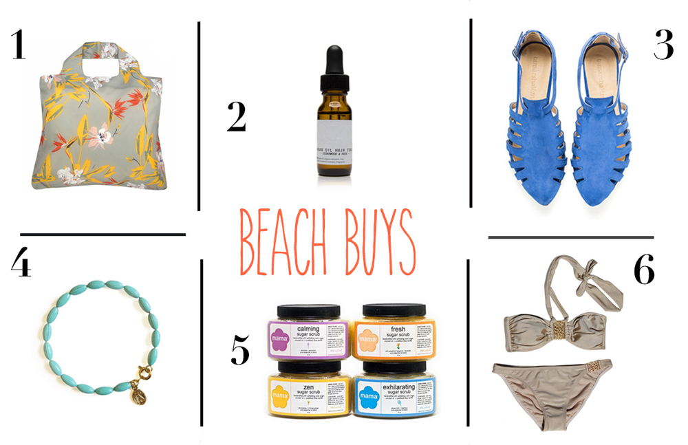 BEACH BUYS ROUNDUP