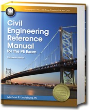 Civil Engineering Reference Manual, 13th Edition (CERM13)