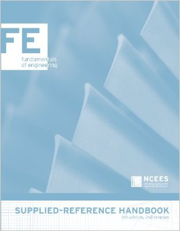 FE Supplied Reference Handbook