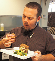 Chef Jamal Lahiani