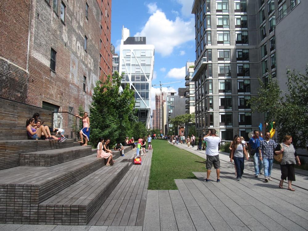 The Highline, New York City