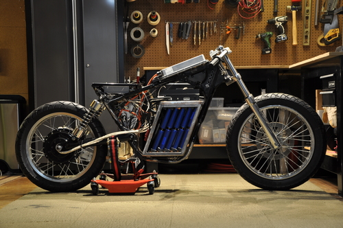 Electric Motorcycle & Scooter News/Updates | Page 5