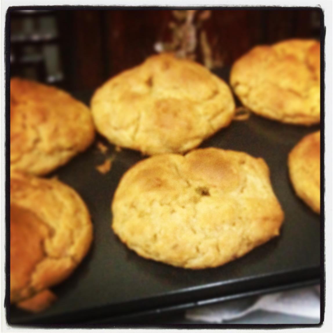 My gluten-free muffins