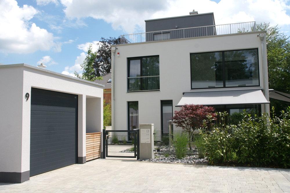 Einfamilienhaus in Baldham, BJ 2015