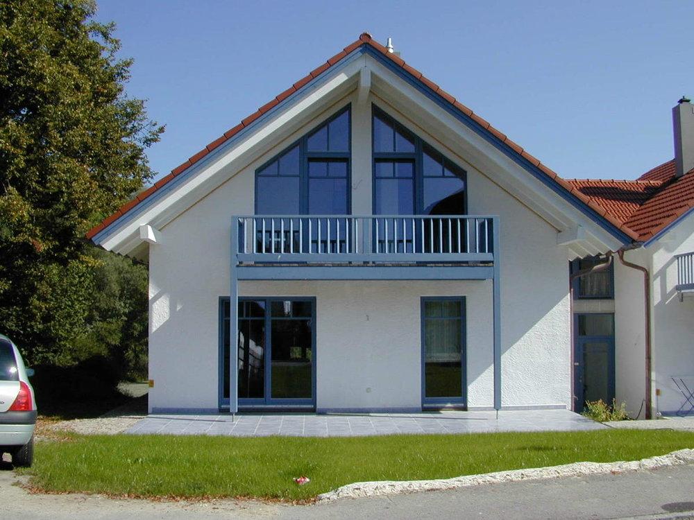 Einfamilienhaus, BJ 2001